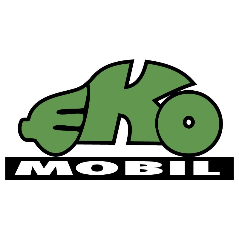 Eko Mobil vector logo