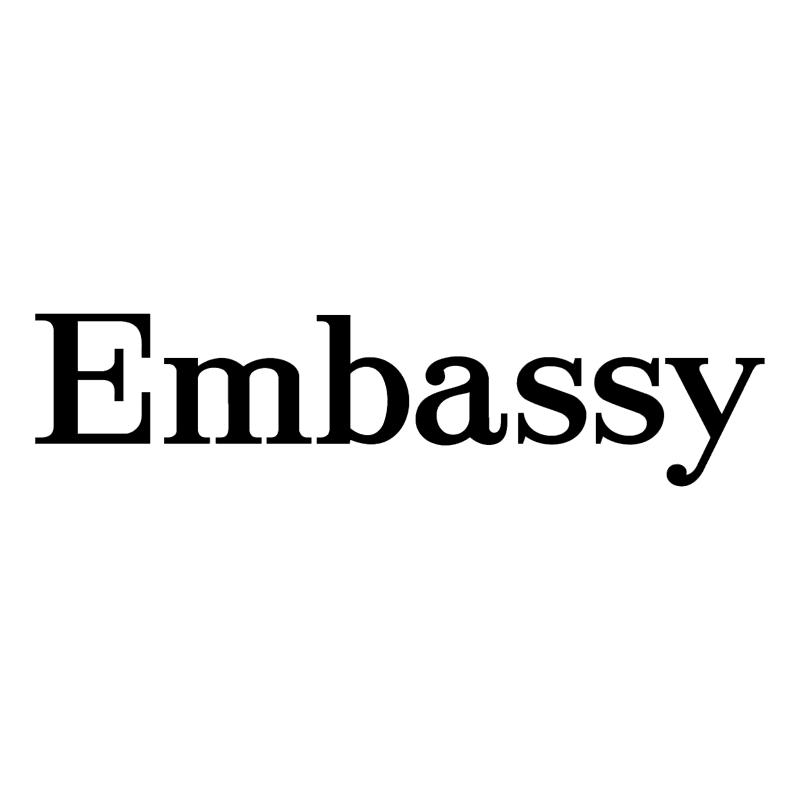 Embassy vector