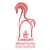 Emirates World Series Racing Championship vector