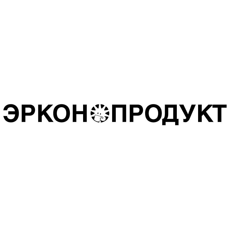 Erkon Produkt vector logo