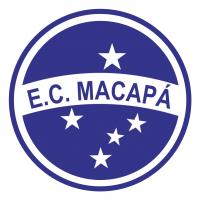 Esporte Clube Macapa de Macapa AP vector