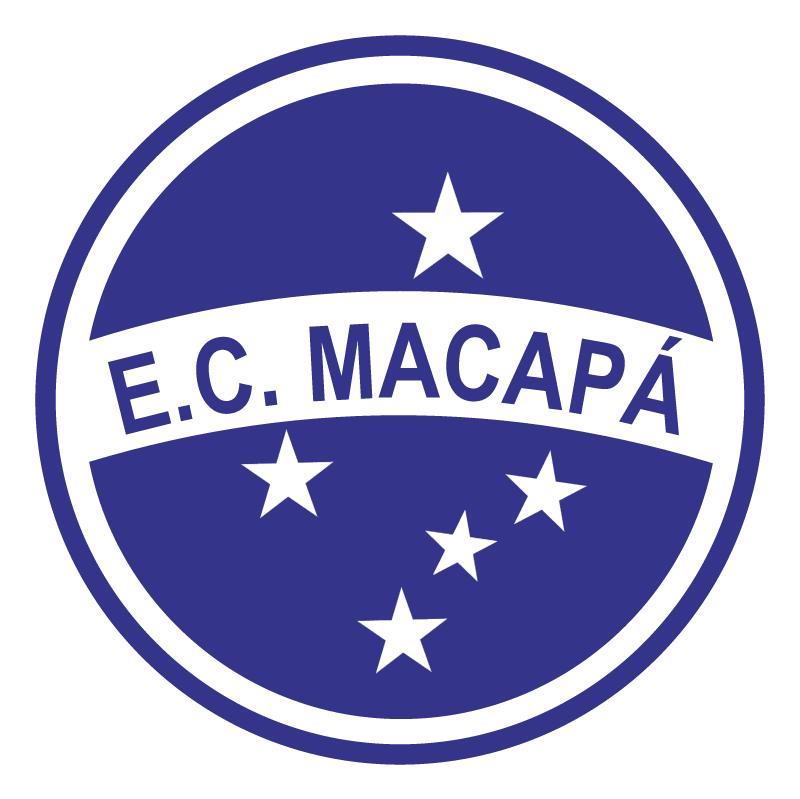 Esporte Clube Macapa de Macapa AP vector logo