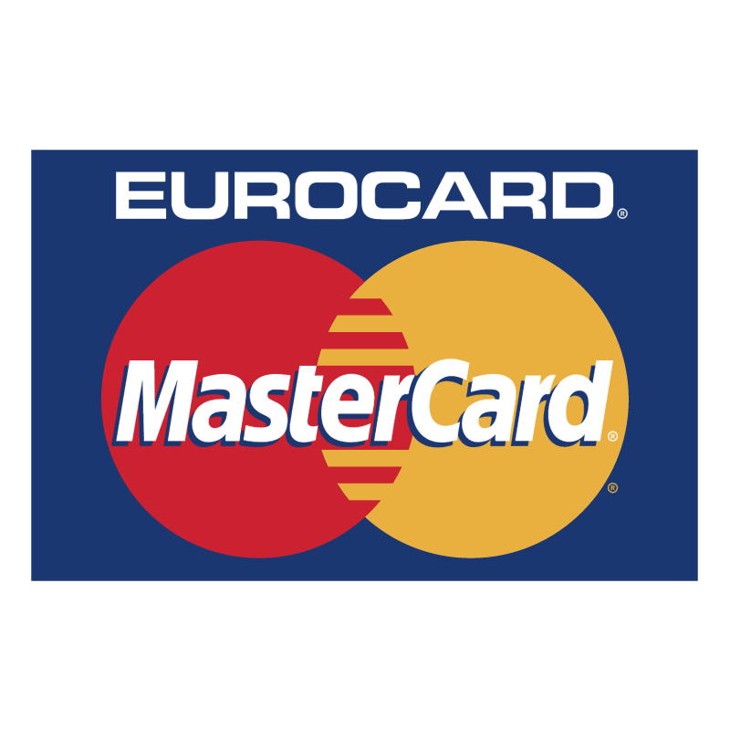Eurocard MasterCard vector