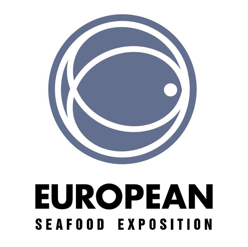 European Seafood Exposition vector logo