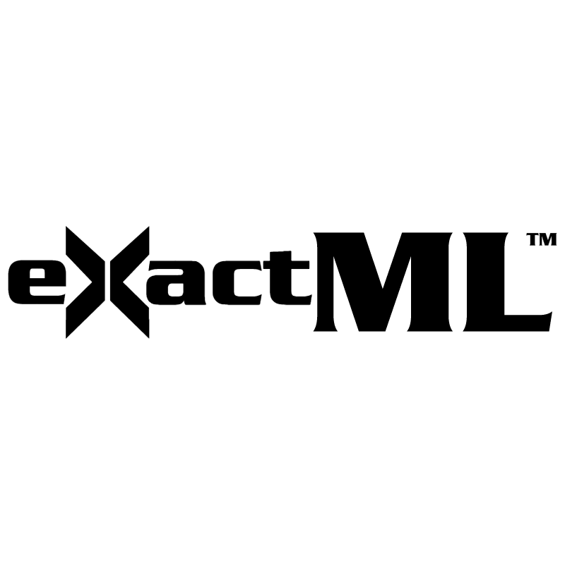 ExactML vector