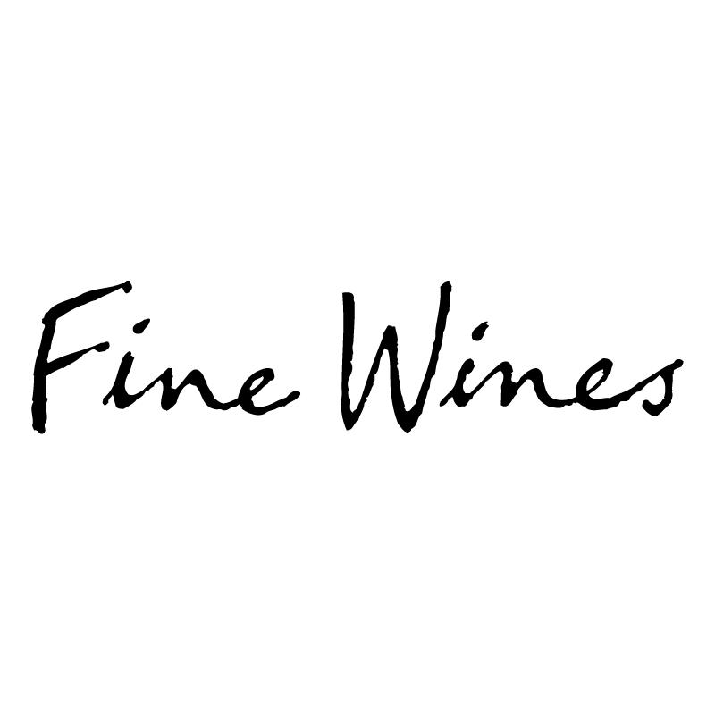 Fine Wines vector