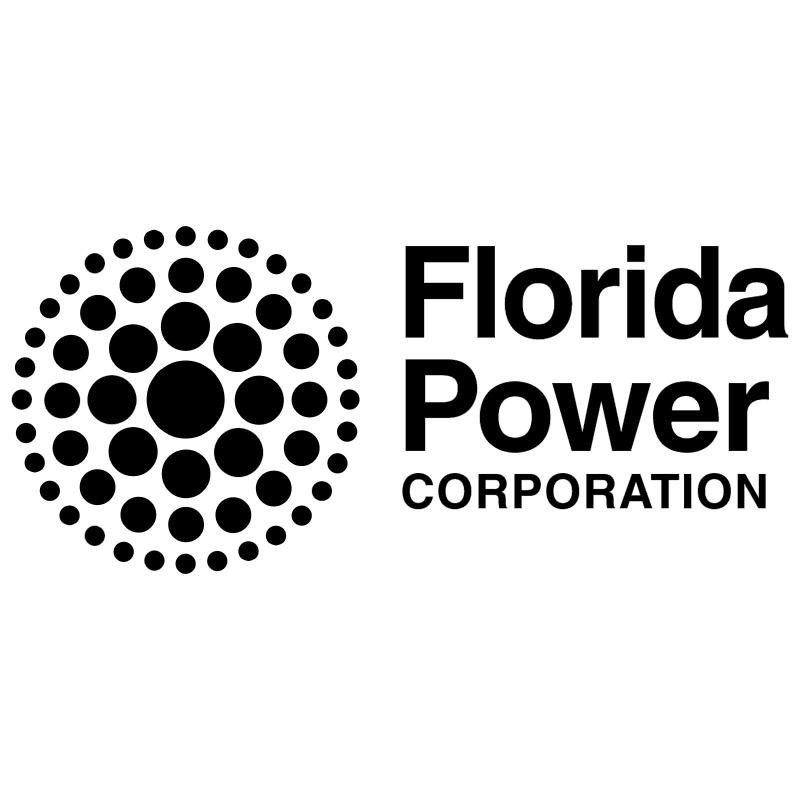 Florida Power vector