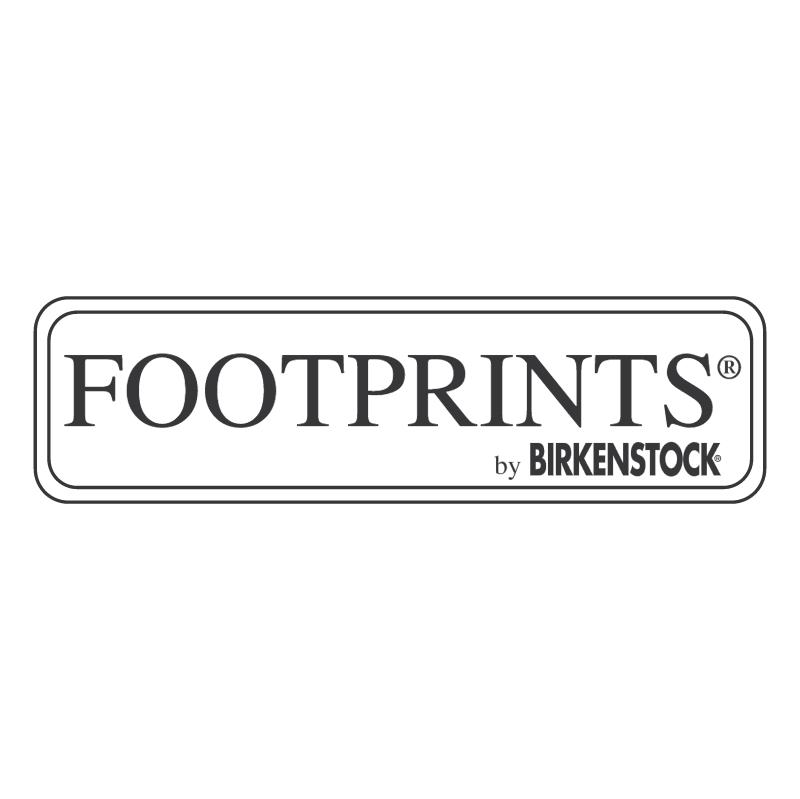 Footprints by Birkenstock vector logo