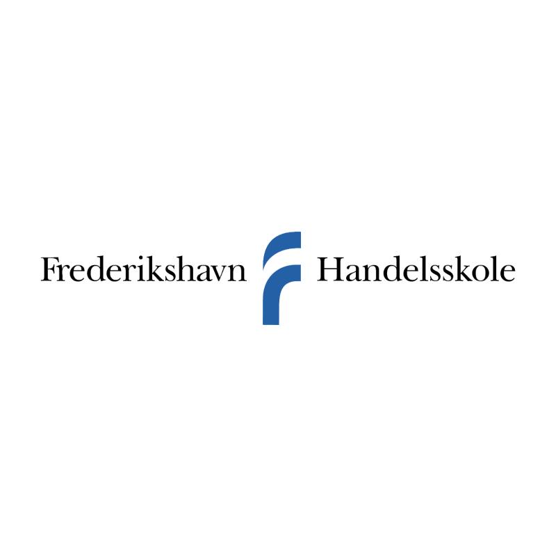 Frederikshavn Handelsskole vector