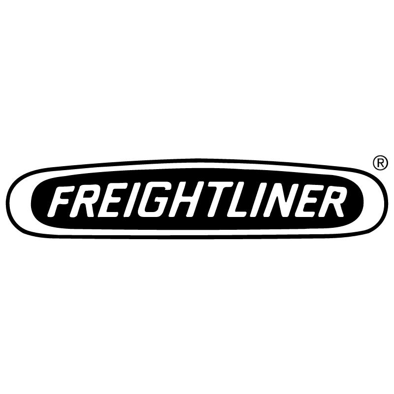 Freightliner Trucks vector