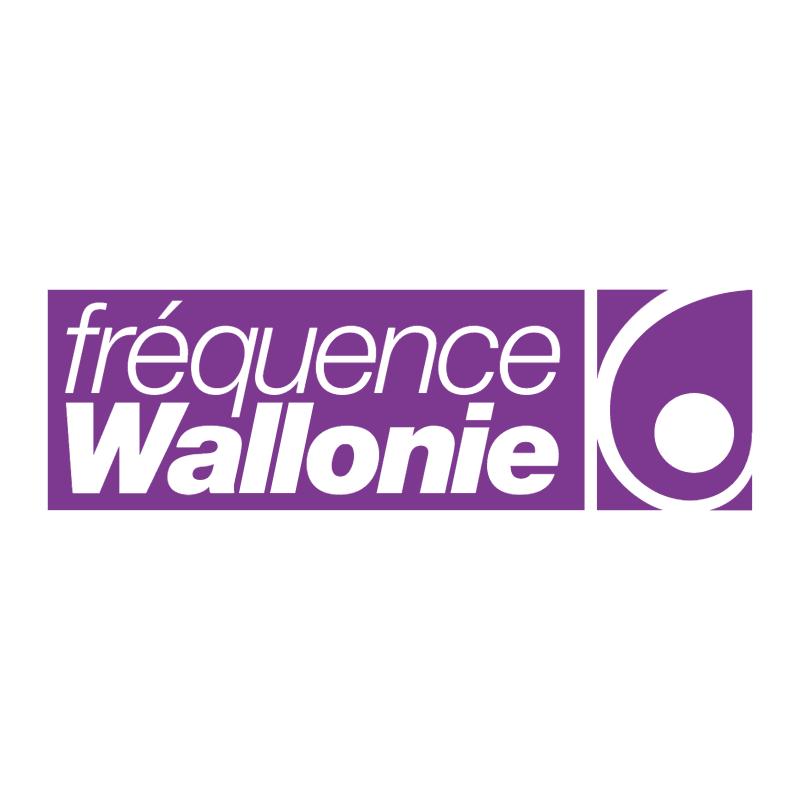 Frequence Wallonie vector logo