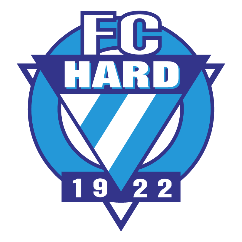 Fussballclub Blumenland Hard vector