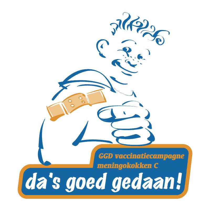 GGD Vaccinatiecampagne Meningokokken C vector