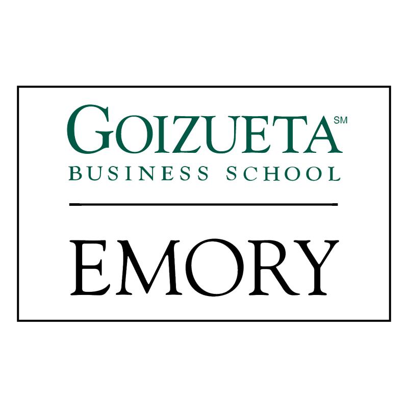Goizueta Business School vector