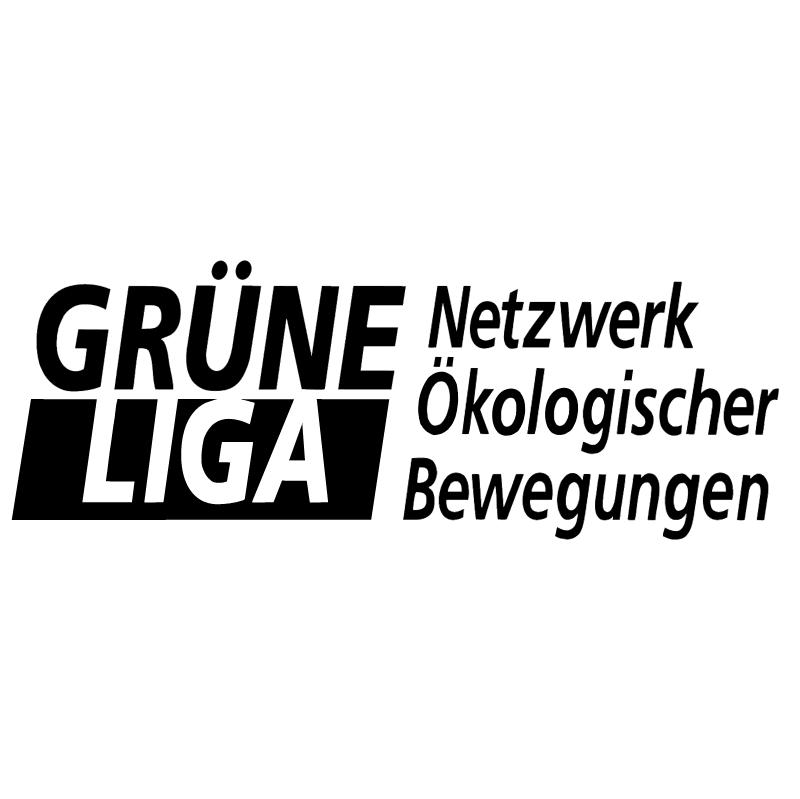 Grune Liga vector