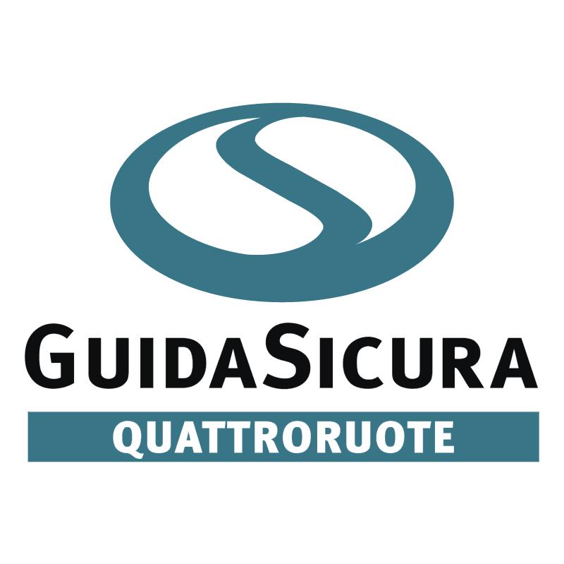 GuidaSicura Quattroruote vector