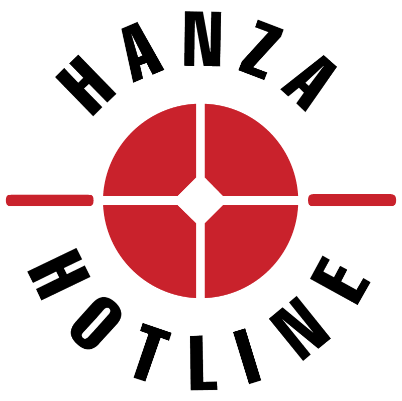 Hanza Hotline vector