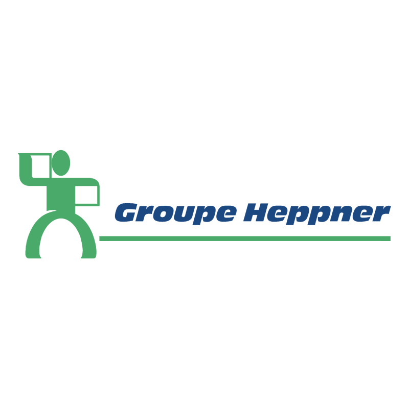 Heppner Groupe vector logo