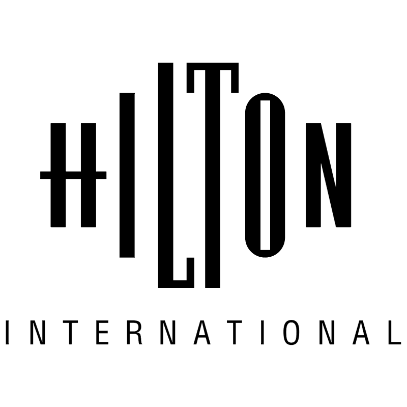 Hilton International vector logo