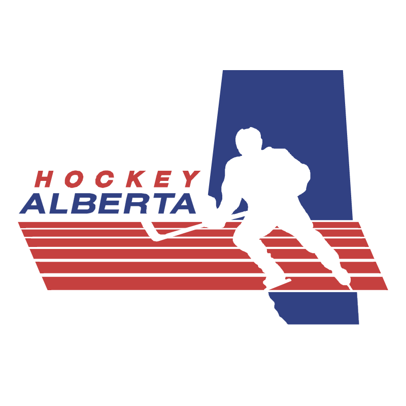Hockey Alberta vector