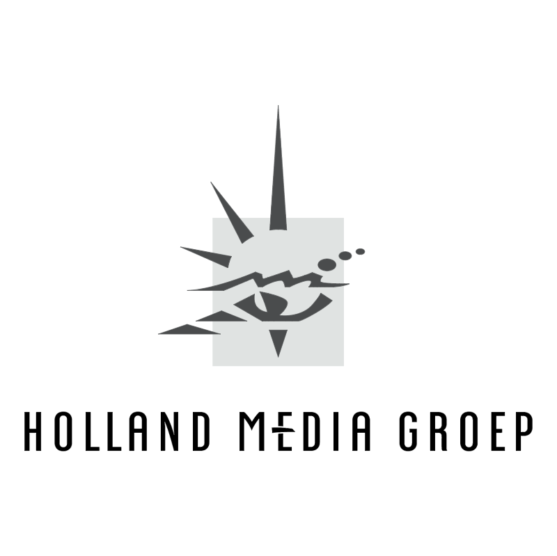 Holland Media Groep vector