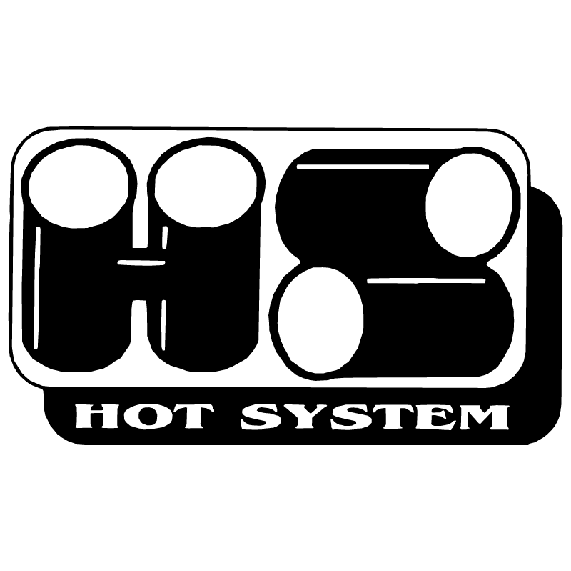 Hot System vector