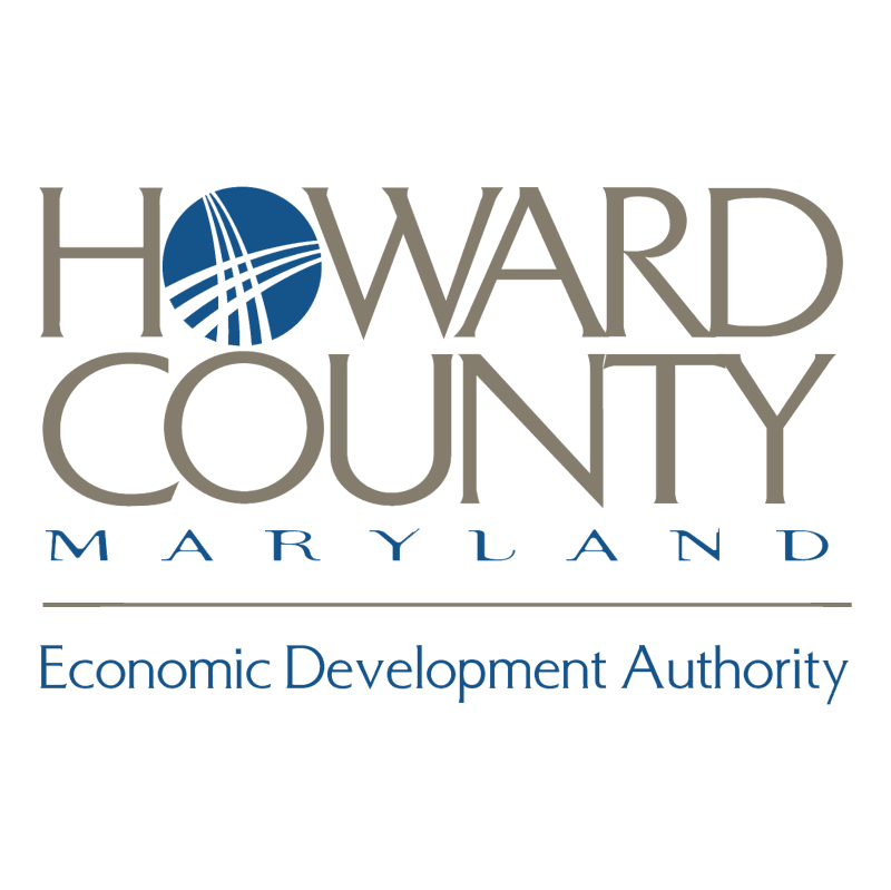 Howard County Maryland vector