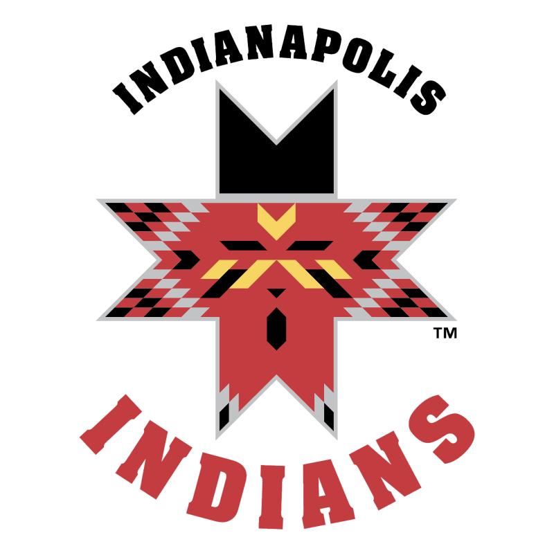 Indianapolis Indians vector