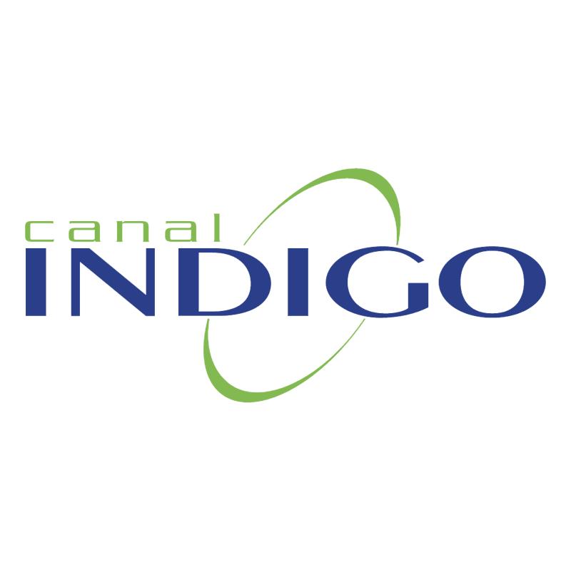 Indigo Canal vector