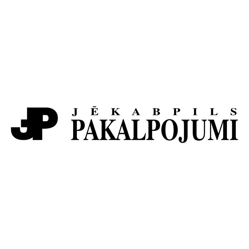 Jekabpils Pakalpojumi vector