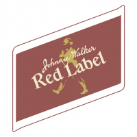 Johnnie Walker Red Label vector