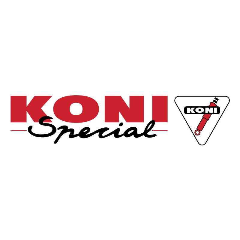 Koni Special vector
