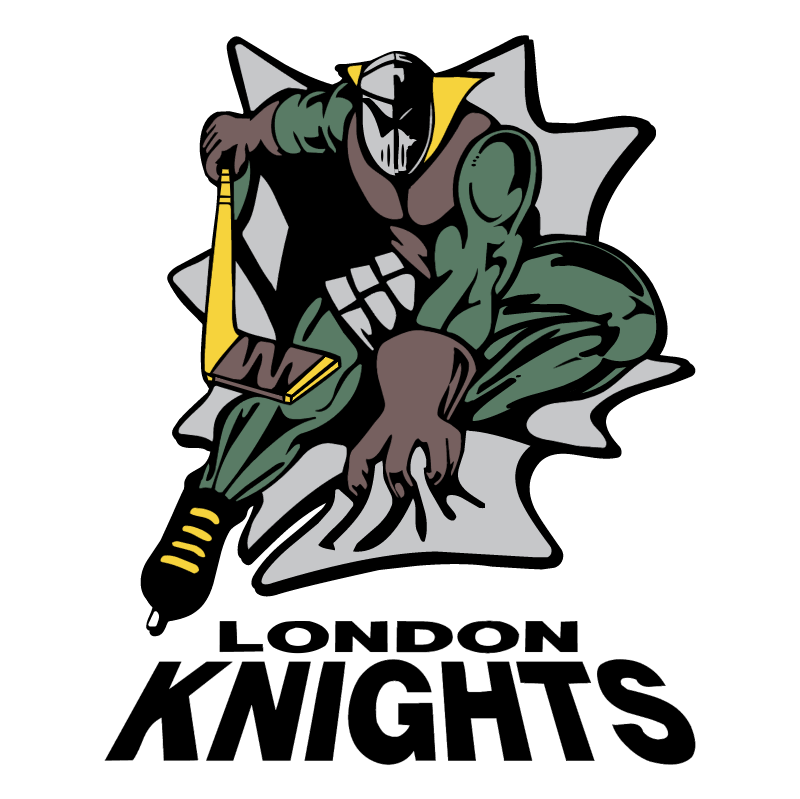 London Knights vector logo
