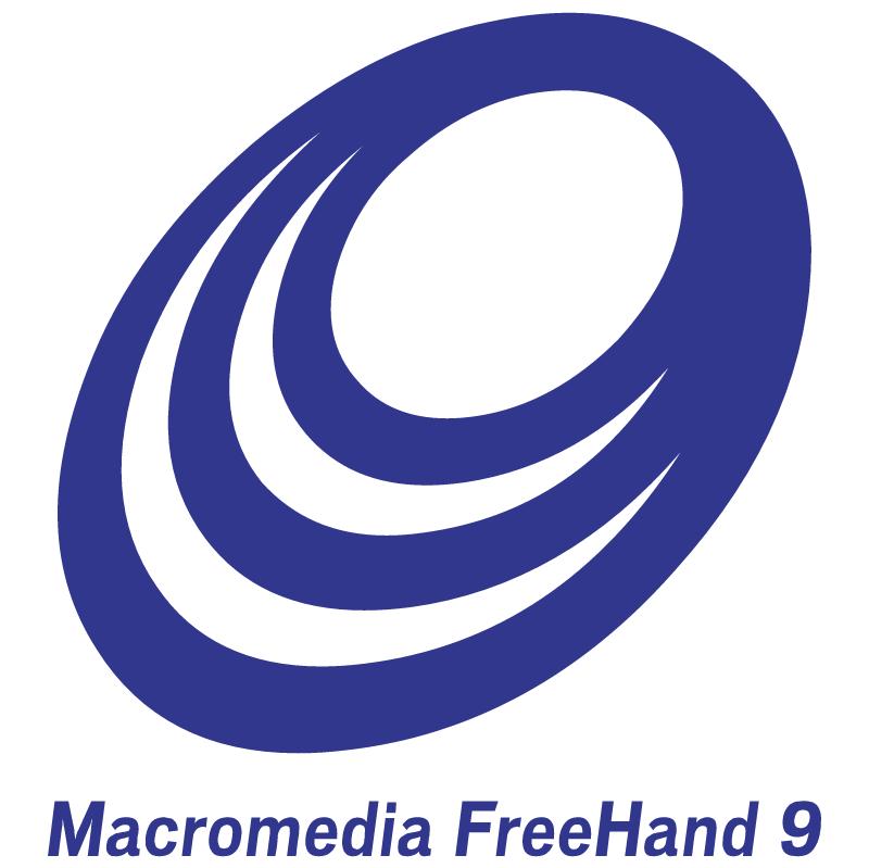 Macromedia FreeHand 9 vector