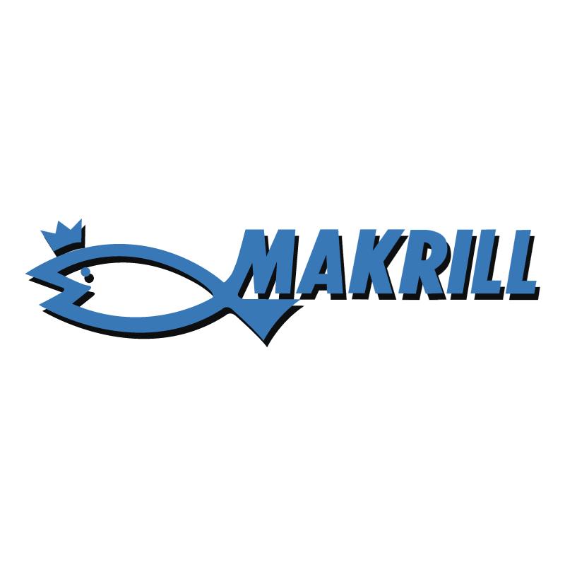 Makrill vector logo