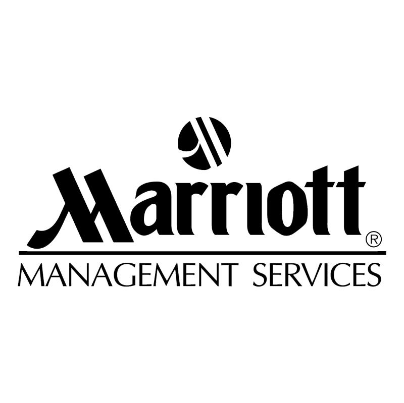 Marriott Management Services vector