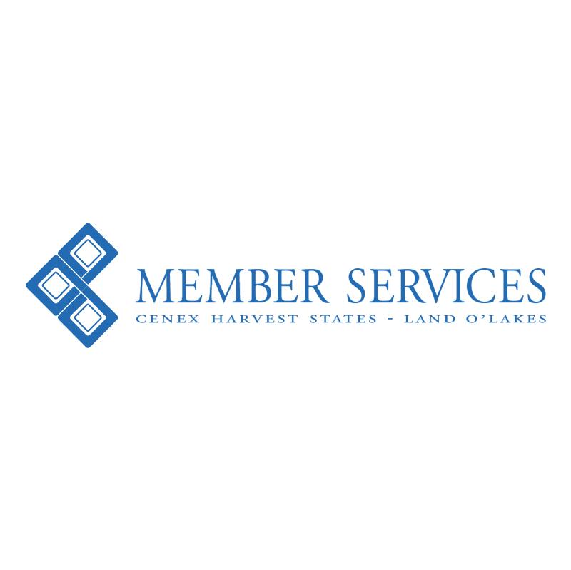 Member Services vector logo