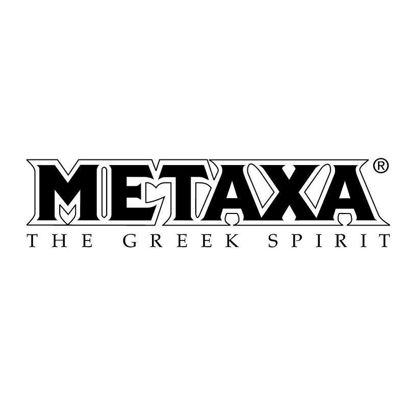 Metaxa vector logo