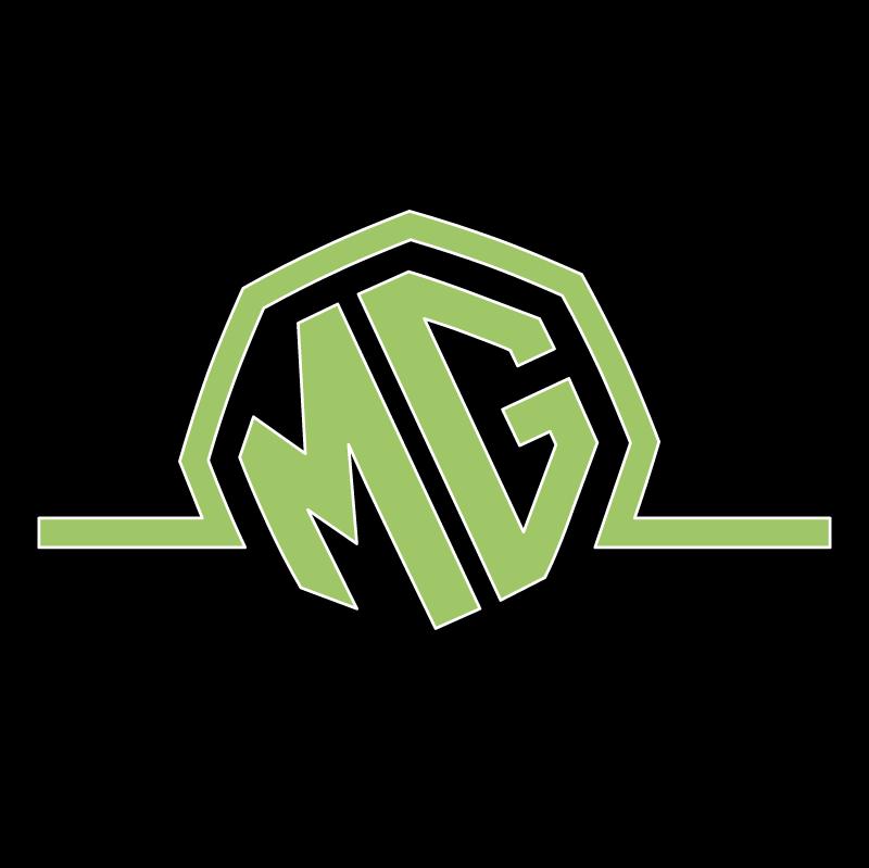 MG Cars vector