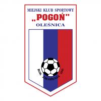 MKS Pogon Olesnica vector