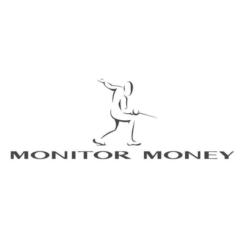 Monitor Money vector