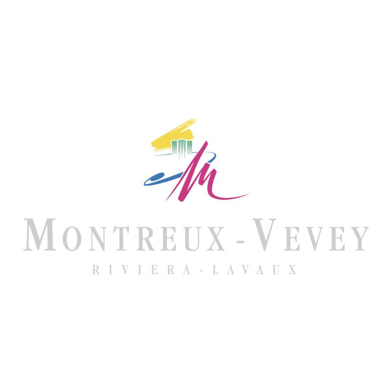 Montreux Vevey vector