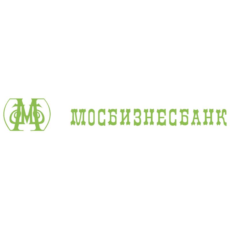 MosBusinessBank vector