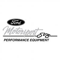 Motosport SVO vector