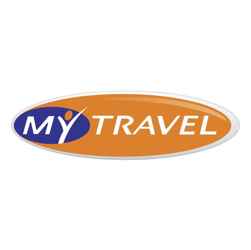 MyTravel vector logo