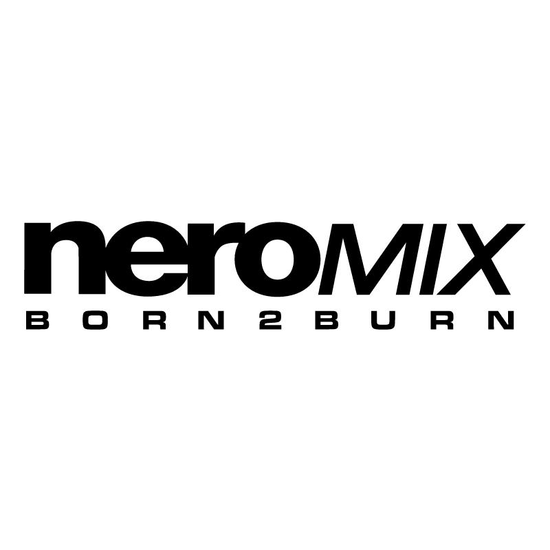 Nero Mix vector
