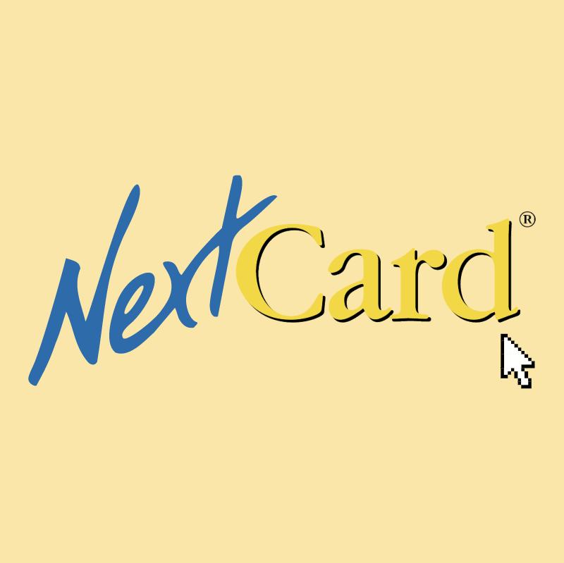 NextCard vector