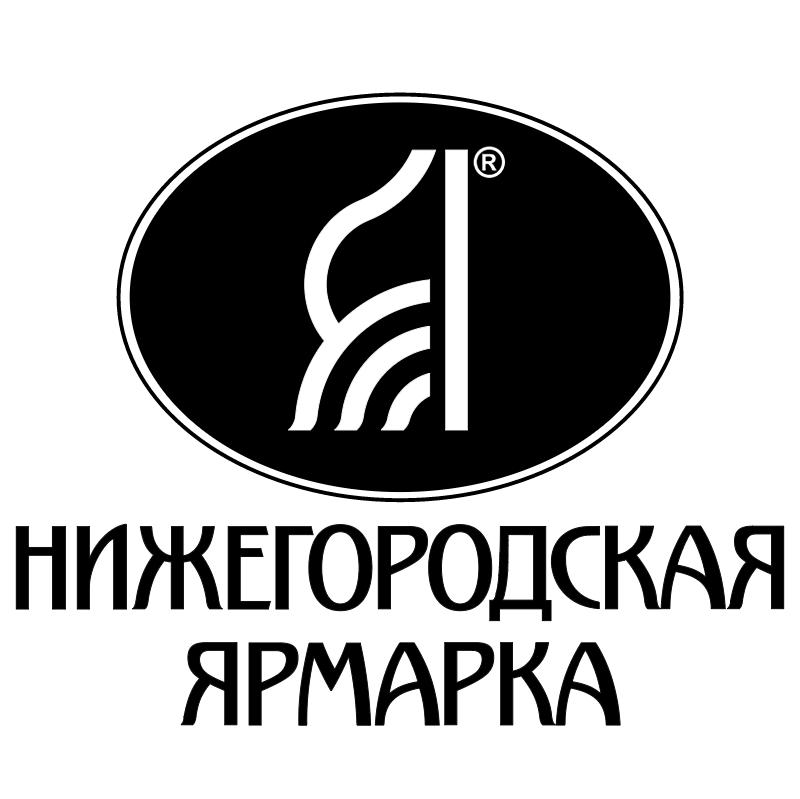 Nizhegorodskaya Yarmarka vector logo