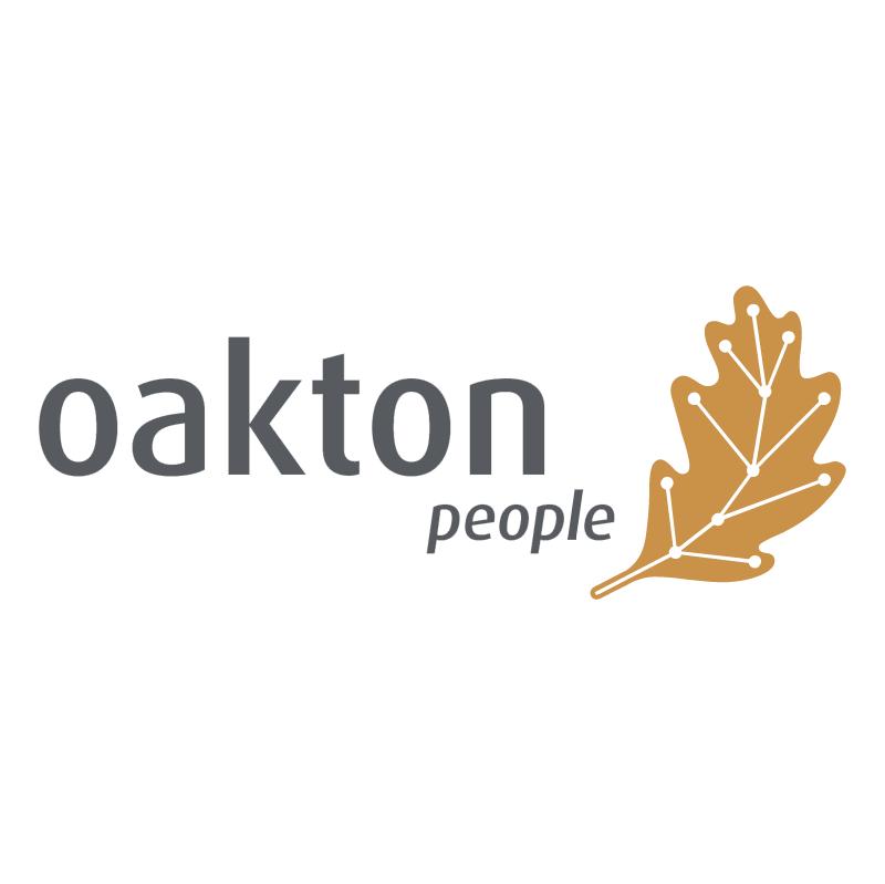 Oakton People vector