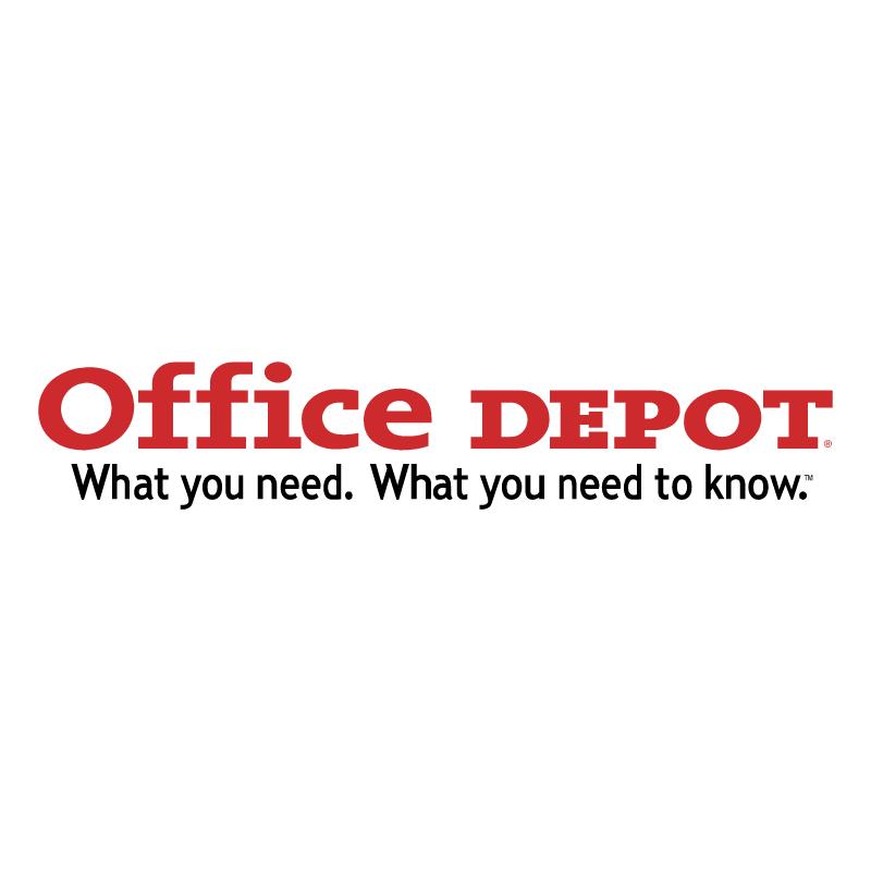 Office Depot vector